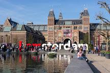 Rijksmuseum, Amsterdam, Holland