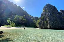 Hidden Beach, El Nido, Philippines