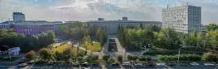 Новосибирский государственный технический университет, проспект Карла Маркса на фото Новосибирска