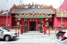 Sin Sze Si Ya Temple, Kuala Lumpur, Malaysia