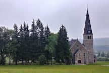 St Anna church in Zieleniec, Duszniki Zdroj, Poland
