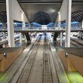 Железнодорожная станция  Seville
