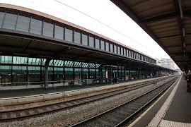 Станция  Gare de Genève