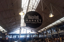 Time Out Market, Lisbon, Portugal