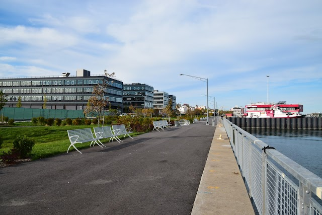 New stableton waterfront