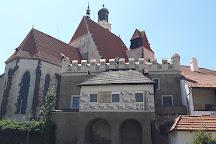 Church of St. James (Kostel Svateho Jakuba), Prachatice, Czech Republic