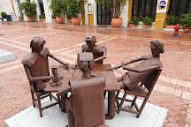 Plaza de San Pedro Claver, Cartagena, Colombia