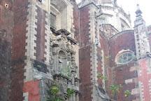 Iglesia de la Santisima Trinidad, Mexico City, Mexico