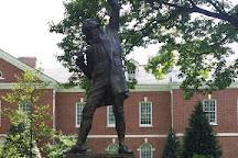 Benjamin Franklin Museum, Philadelphia, United States