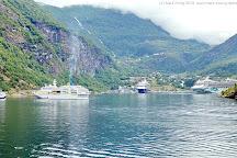 Geiranger Fjord, Geiranger, Norway