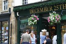 December 25, Bath, United Kingdom