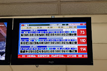 Bowling Pedralbes, Barcelona, Spain