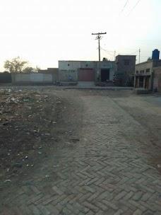 Moghi Kumhaar Shopping Centre chiniot