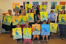 Saratoga Paint and Sip Studio, Saratoga Springs, United States