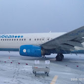 Аэропорт  Petrozavodsk PES