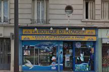 Bleu Passion, Paris, France