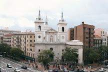 Parroquia de Santa Teresa y Santa Isabel, Madrid, Spain