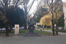 Anton Martin Slomsek Monument, Maribor, Slovenia