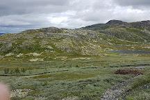 Gaustabanen, Rjukan, Norway