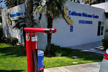 California Welcome Center, Oceanside, United States