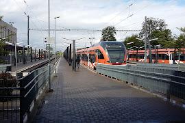 Железнодорожная станция  Tallinn