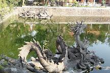 Pho Chieu Pagoda, Hai Phong, Vietnam