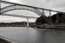 Ponte Maria Pia, Porto District, Portugal