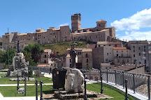 Centro Storico di Castel Del Monte, Castel del Monte, Italy