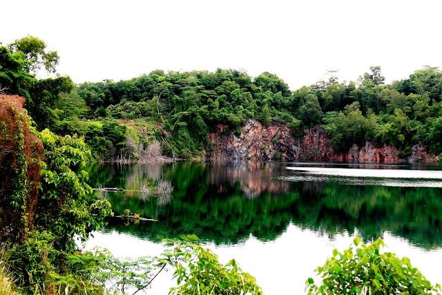 Pulau Ubin - Eastern Side