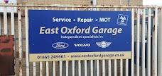 East Oxford Garage oxford
