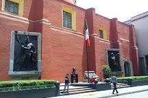 Jardin de la Triple Alianza, Mexico City, Mexico