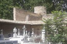 Castillo de la Pena Bermeja, Brihuega, Spain