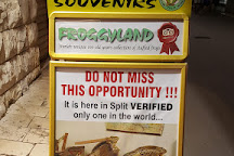 Froggyland, Split, Croatia