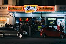 The Comics Lounge, Melbourne, Australia