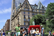Peter Pen Tours of Central Park, New York City, United States