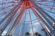 Wharf Ferris Wheel Orange Beach United States