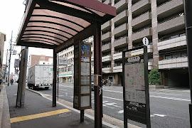 Автобусная станция   Horikawa Marutamachi
