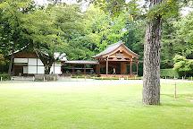 Takeda Shrine, Kofu, Japan