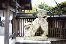 Omi Shrine, Hyuga, Japan