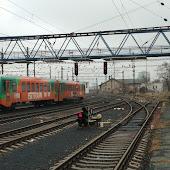 Железнодорожная станция  Chomutov