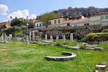 Roman Agora, Athens, Greece