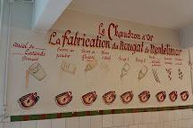Nougat Le Chaudron d'Or, Montelimar, France