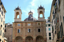 San Pietro in Banchi, Genoa, Italy