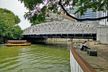 Jubilee Bridge, Singapore, Singapore