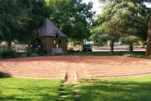 Labyrinth at St. Mark's-in-the-Valley Episcopal Church, Los Olivos, United States