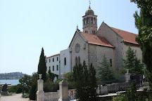 Crkva i samostan sv. Frane, Sibenik, Croatia