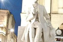 Monumento a Giulio Ricordi, Milan, Italy