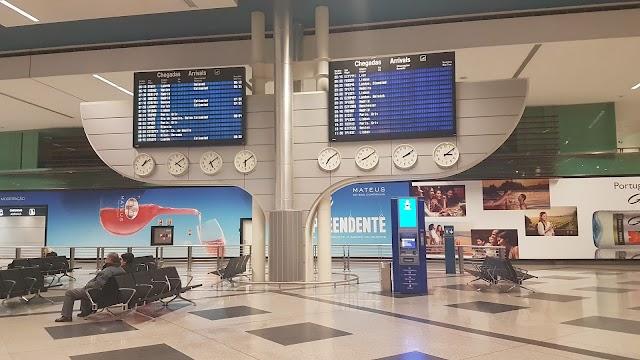 Francisco Sa Carneiro Airport