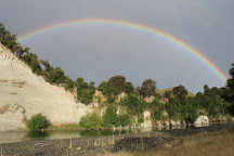 Whitecliffs Boulders, Ohingaiti, New Zealand