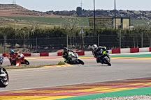 Motorland Aragon, Alcaniz, Spain